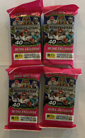2020 Rookies & Stars Football Fat Pack 40 Cards! Lot Of (4)