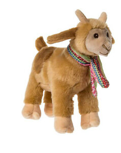 """Mary Meyer Gabby Goat Plush Toy - Brown Spotted Goat, 6"""""""