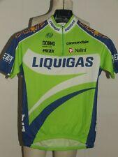 Bike Cycling Jersey Maillot Shirt Cyclism Sport Team Liquigas Nalini Size S