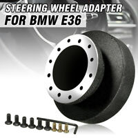 Universal Steering Wheel Racing Quick Release Hub Adapter Boss Tool Kit For BMW