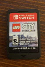LEGO City Undercover (Nintendo Switch, 2017) Cartridge Only