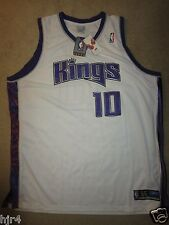Mike Bibby #10 Sacramento Kings Reebok NBA Jersey 56 3XL 3X NEW Authentic