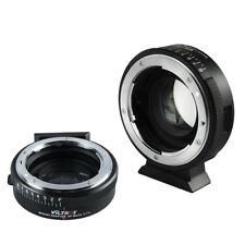 Viltrox NF-M43X Nikon D G Mount Lens to Micro 4/3 Panasonic Adapter Speedbooster