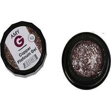 Amy G Metallic Platinum Gels - Copper 5g (3003043)