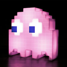 Pac Man Ghost Light Official USB Powered Multi-colored Table Night Lamp Decor