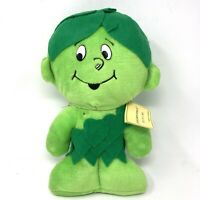 NEW Vintage 1971 GREEN GIANT LITTLE SPROUT (NON) Talking Plush Doll NOS