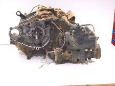 Kawasaki  Bayou 300 4x4 Crankcase lower engine crankshaft transmission