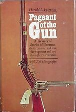 PAGEANT OF THE GUN, 1967 BOOK (200 PHOTOS