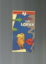 Dr. Seuss - The Lorax, VHS
