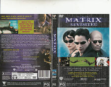 The Matrix:Revisited-2001-Keanu Reeves-Movie-DVD