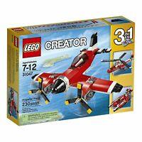 LEGO 31047 Creator 3-in-1 - PROPELLER PLANE - New & Sealed