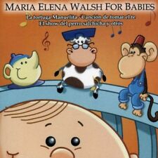 Maria Walsh Elena Wa - Maria Elena Walsh for Babies [New CD] Argentina - Impor