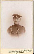 CDV photo Soldat - Metz Diedenhofen um 1900