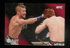 2015 TOPPS UFC KNOCKOUT RED IAN MCCALL 1/8 #42