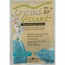 Crystal accents eau stockage gel 4 litre mer turquoise