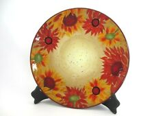 "Set of 4 Pfaltzgraff ""Evening Sun"", 9"" Salad Plates"