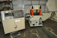 60 Ton Badbury Cut Off Press With Servo Die Accelerator 34 X 30 Bed 3 Strok