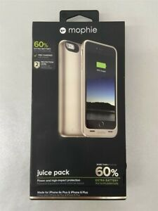Mophie Juice Pack Protective Charging Case for iPhone 6 Plus/6s Plus - Gold