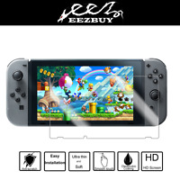 2x Premium PET Clear Screen Protector Cover Film for Nintendo Switch