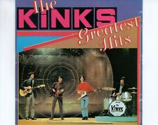 CD THE KINKS	greatest hits	BR MUSIC EX-	SWEDEN   (A4837)