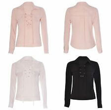 Women's Polyester Tops & Shirts