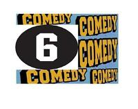 COMEDY 6 - 115 Episodes Comedy Classics On One  Audio dvd (in mp3)