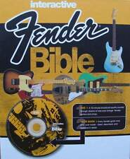 LIVRE/BOOK + DVD : FENDER BIBLE  (guitare,guitar,amp
