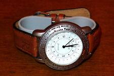 SIECLE Greenwich: Wordwide fuso orario Orologio da polso orologio con stile Nautica, Marine