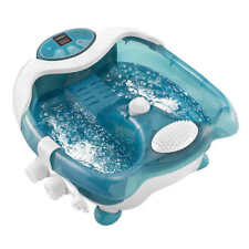 HoMedics Premier Pedicure Foot Spa With Heat Boost Power Fb-675