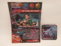 1997 Newfield Star Trek Universe Cards & Enterprise Coasters SEALED TOS DS9