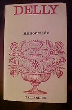 ANNONCIADE de Delly - Collection FLORALIES (in french)