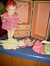 Vintage R & B Arranbee Nancy Doll Composition And Wardrobe Reduced $