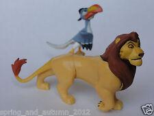 El rey león mufasa & Zazu Choco Fiesta parte 6 cápsula Juguete por Tomy