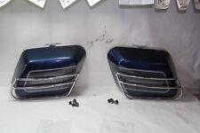 Harley FXR saddlebags clamshells 1986 FXRD Touring Deluxe FXRT bags EPS18001