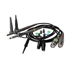 1pc Oscilloscope BNC Q9 Clip Test Probe 20MHz 1x 10x New Hot
