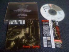 IMPELLITTERI / screaming symphony /JAPAN LTD CD OBI