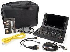 Tempus® Raspberry Pi B+ Starter Kit WiFi + LCD Monitor w/ Speaker + Travel Case