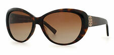 NWT Tory Burch Sunglasses TY 7005 510/8 Tortoise / Brown Gradient 56 mm 5108 NIB