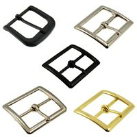 Replacement Belt Buckle Black Brass Chrome Garrison Work Duty Belt Choice Size
