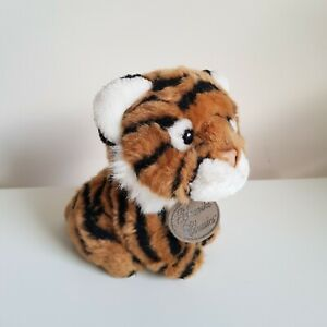 Tiger Soft plush RUSS Berrie Yomiko Classics Tiger small