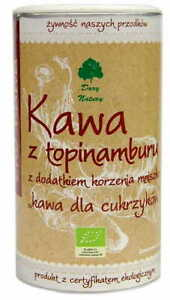 Caffè topinambur con aggiunta di radice di tarassaco bio 200 g - DARY NATURAR