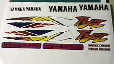 Yamaha TY-Z  250, TY 250Z  Full Decal Set