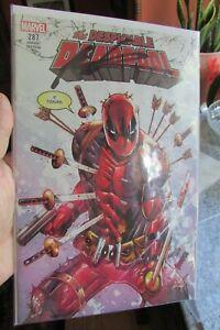 Deadpool signed comic Rob Liefeld COA