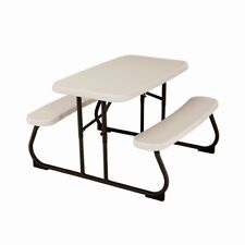 Lifetime 82.5cm Children's Blow Mould Picnic Table