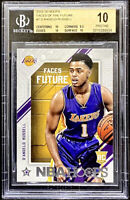 D'Angelo Russell 2015-16 Panini Hoops Faces of the Future Rookie RC BGS 10
