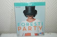 DVD  BLU-RAY SPECTACLE BERCY FLORENCE FORESTI  PARTY COMIQUE CONCERT