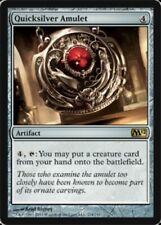 Magic 2012 Quicksilver Amulet - Foil x1 Light Play, English Magic Mtg M:tG