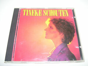 Tineke Schouten ZELDZAME DEBUUT CD 1988 RARE !