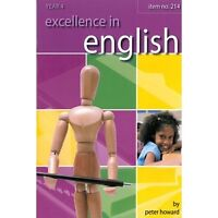 Excellence in English Year 4