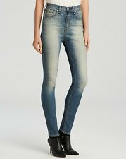 rag & bone Jeans The Skinny in Surf Sz 27